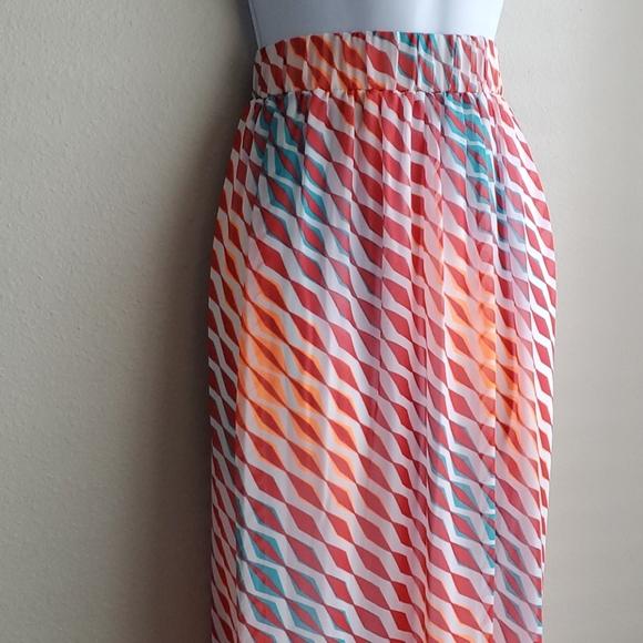 Worthington Dresses & Skirts - Worthington Maxi Skirt lined